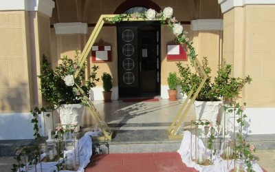 O Γάμος του Κωνσταντίνου & της Αδαμαντίας.